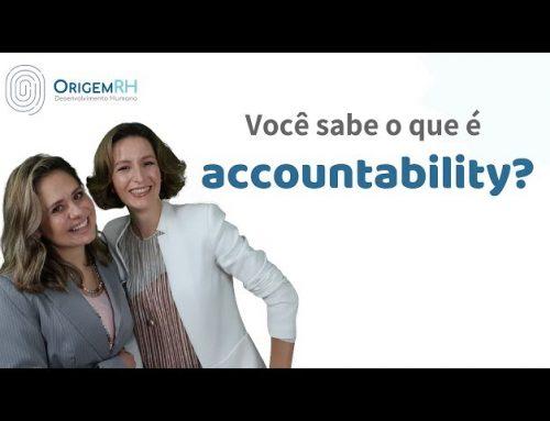 Você sabe o que é accountability?